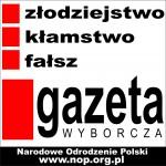 """NOP: """"Gazeta Wyborcza"""" fałszuje wypowiedź sędziów"""