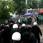 Bartosz Pietrzykowski: Kibice to nie dyplomaci