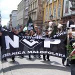 Kraków: Przeciw okupacji i policji – niech żyje Marsz Myślenicki!