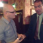 Dr Tomislav Sunić w rozmowie z przedstawicielem LOS