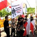 NOP na II Słupskim Marszu dla Życia i Rodziny