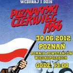 """Poznań: Zapraszamy na manifestację """"Za wolność i chleb! Wczoraj i dziś!"""""""