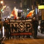 Kielce: Antykomunistyczna i antysystemowa pikieta nacjonalistów