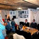 Szczecin: Spotkanie opłatkowe i otwarcie lokalu nacjonalistów