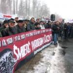 Narodowcy, związkowcy, rolnicy – razem przeciwko reżimowi!