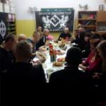 Spotkanie opłatkowe podlaskich nacjonalistów