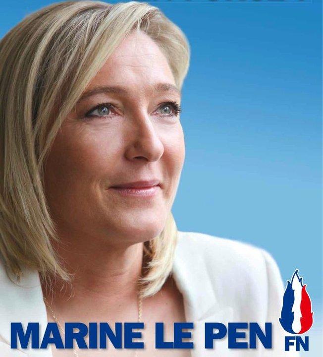 Znalezione obrazy dla zapytania le Pen za aborcją