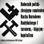 """Arkadiusz Rzepiński: """"Narodowcy"""" w okowach kapitalizmu"""