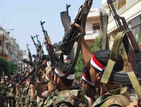 Do boju, Syryjczycy!