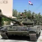 Armia syryjska idzie za ciosem: kolejne miasto wyzwolone