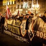 Wrocław: Manifestacja w rocznicę sowieckiej agresji na Polskę