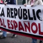 Setki nacjonalistów za Hiszpańską Republiką Społeczną