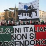 """""""Włochy, Naród, Rewolucja!"""" – masowe protesty społeczne przeciwko elitom i UE"""