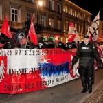 Warszawa, Ostrawa: Nacjonaliści za serbskim Kosowem – solidarność naszą bronią