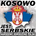 """Wrocław: Manifestacja """"Śląsk zawsze polski – Kosowo zawsze serbskie"""""""