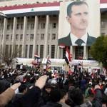 """Niemiecki dziennik o """"nazistach"""" wspierających """"reżim Assada"""""""