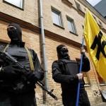 """Batalion """"Azow"""": Po separatystach, zniszczymy Unię"""