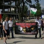 Narodowi radykałowie przeciwko izraelskiej agresji