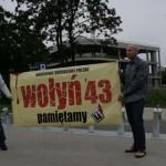 Narodowcy przypomnieli o rocznicy Rzezi Wołyńskiej