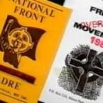 """Reportaż """"Front Narodowy: Derek Holland i Polityczni Żołnierze"""""""