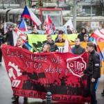 Brno: Czescy i niemieccy nacjonaliści przeciwko demokratom