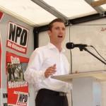 Musimy walczyć razem przeciw wspólnym wrogom – Frank Franz, przewodniczący NPD w wywiadzie dla Nacjonalista.pl