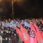 """""""Grecja dla Greków!"""" – tysiące nacjonalistów w Atenach"""