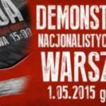 Zaproszenie: Nacjonalistyczny 1 maja 2015