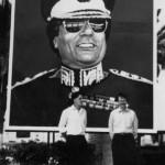 Muammar Kaddafi: Naród i rodzina