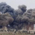 Rosyjskie naloty oczyszczają Syrię z islamistów