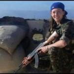 Joanna Palani, Kurdyjka z duńskim paszportem na froncie walki z ISIS
