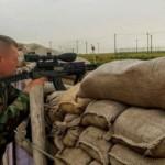 Były francuski Legionista walczy przeciwko islamistom w Iraku