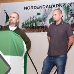 """""""Chwała zwycięstwu!"""" – doroczny zjazd Nordyckiego Ruchu Oporu w Szwecji"""