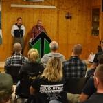 """""""Dni Walki"""" – obóz formacyjny Nordyckiego Ruchu Oporu w Norwegii"""