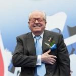 Jean-Marie Le Pen popiera separatyzm rasowy