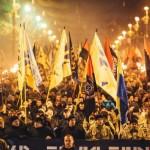 """""""Marsz Narodu"""" – 10 000 ukraińskich nacjonalistów na ulicach Kijowa"""