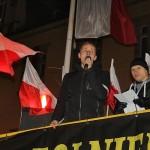 Echa Marszu Patriotów: Donos do prokuratury na Jacka Międlara