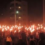 Pamięć, pochodnie i tysiące nacjonalistów na ulicach Aten