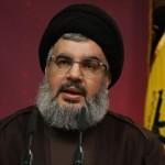 Lider Hezbollahu: Dżihadyści służą syjonizmowi