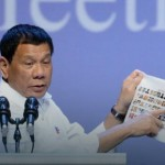 """Prezydent Filipin: """"Wyrzucenie z helikoptera jako kara za korupcję"""""""