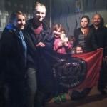 Nacjonaliści przekazali świąteczne dary dla rodzin