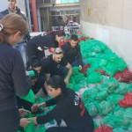 Greccy nacjonaliści: Darmowa żywność i odzież dla rodaków