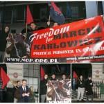 Polscy i brytyjscy nacjonaliści: Uwolnić Marcina Karłowicza!
