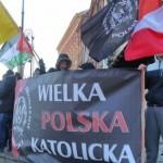 """Nacjonaliści w Warszawie: """"Bomby na Izrael!"""""""