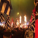 IMIA 2017: Polscy i greccy nacjonaliści maszerowali w Atenach