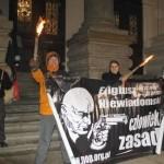 Nacjonaliści oddali hołd Eligiuszowi Niewiadomskiemu