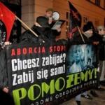 Nacjonaliści wspólnie przeciwko mordowaniu dzieci