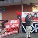 Nacjonalistyczny hołd dla Niezłomnych w Płońsku