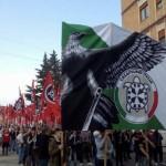 L'Aquila: Suwerenne Włochy – marsz 5000 faszystów przeciwko UE