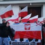 Nacjonaliści w Zgorzelcu: Żadnych okupantów w Polsce!
